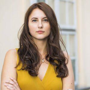 Amra Duric, Portraitfoto